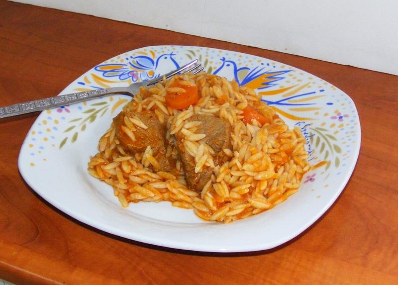 Γιουβέτσι κατσαρόλας